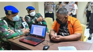 VIVA Militer: Pomdam Jaya interogasi pelaku penembakan prajurit Kostrad