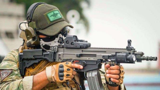 VIVA Militer: Anggota Komando Pasukan Katak (Kopaska) TNI Angkatan Laut