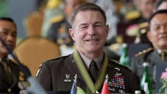 VIVA Militer: Jenderal James McConville di Mabes TNI Angkatan Darat