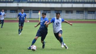 Game internal Persib Bandung.