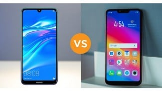 Huawei vs Oppo.