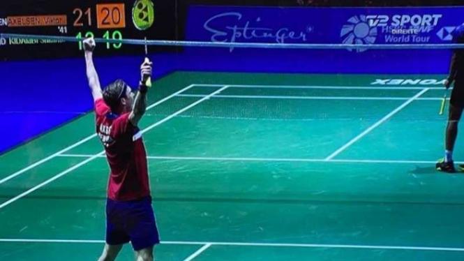 Viktor Axelsen Juara Swiss Open, Ganda Putri Malaysia Catat Sejarah