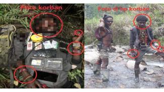 VIVA Militer: Anggota OPM yang tewas di tangan prajurit TNI di Sugapa, Papua