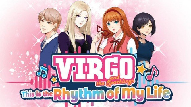 Game Virgo and The Sparklings.