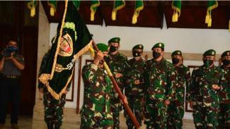VIVA Militer: Pangdam Siliwangi pimpin Sertijab Perwira di Kodam III/Slw