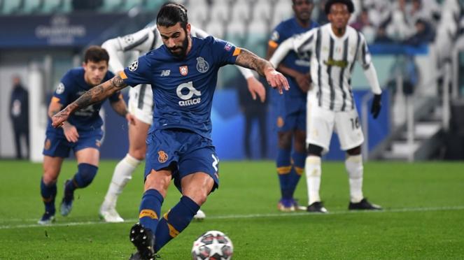 Pertandingan Juventus vs FC Porto