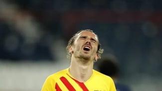 Pemain Barcelona, Antoine Griezmann.