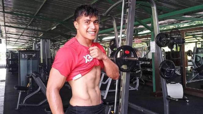 VIVA Militer: Serda TNI Aprilia Santani Manganang