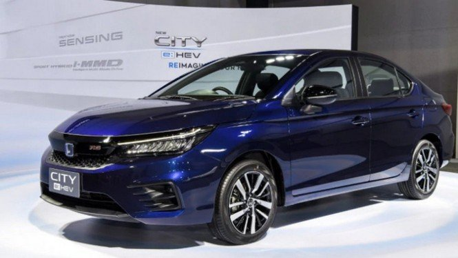 Honda City RS e:HEV