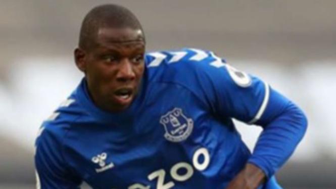 Gelandang Everton, Abdoulaye Doucoure.