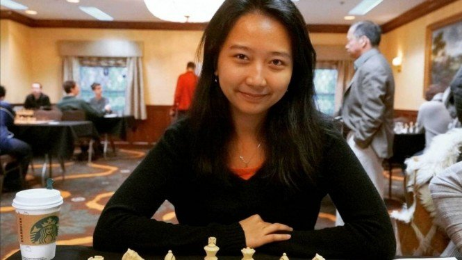 Grand master catur Indonesia, Irene Kharisma Sukandar.