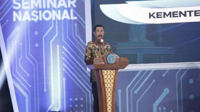 Rektor IPDN Hadi Prabowo