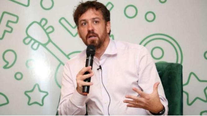 CEO WhatsApp, Will Cathcart.