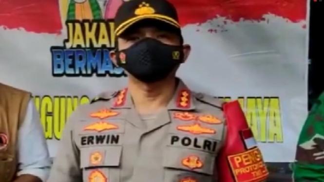 Kapolres Jakarta Timur Kombes Edwin Kurniawan