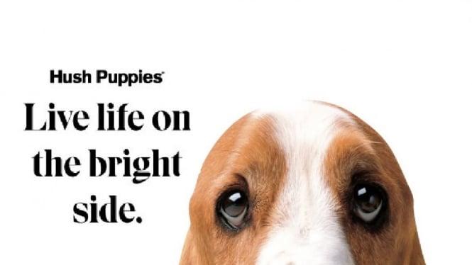 Hush Puppies.