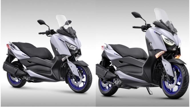 Yamaha XMax warna baru