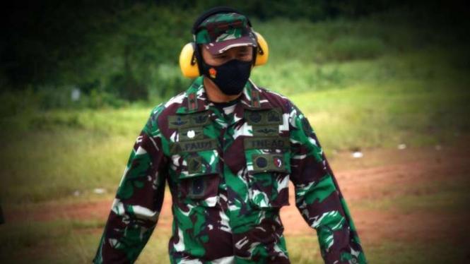 VIVA Militer: Danrem 061/Surya Kencana Brigjen TNI Achmad Fauzi