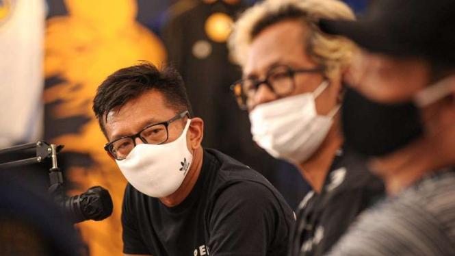 Direktur PT Persib Bandung Bermartabat, Teddy Tjahjono.