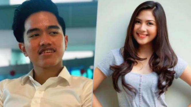 Kaesang Pangarep dan Jessica Mila