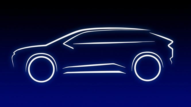 Toyota Pamer Mobil Listrik Pertama Mereka