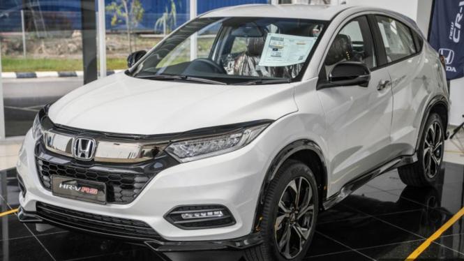 Honda HR-V baaru edisi Malaysia