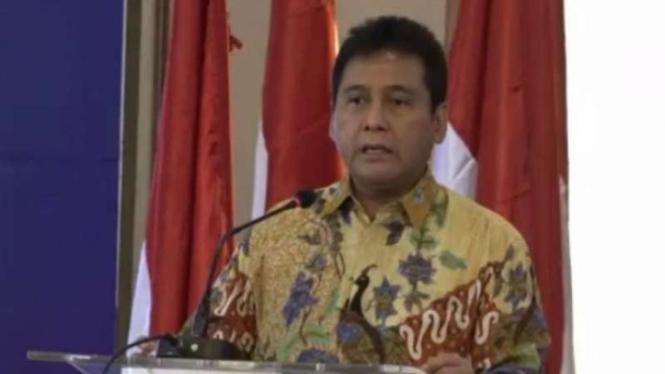 Ketua PHRI Haryadi Sukamdani.