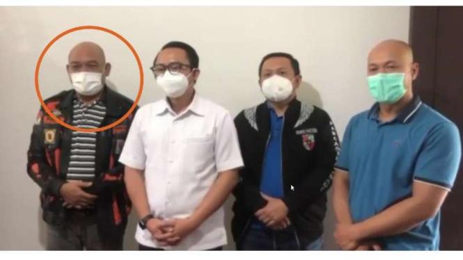 VIVA Militer: Ketua MPC PP Bandung Barat Denis Wara