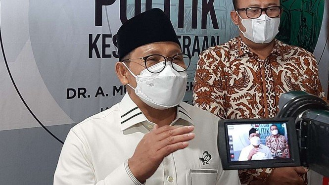 Wakil Ketua DPR RI, Muhaimin Iskandar.