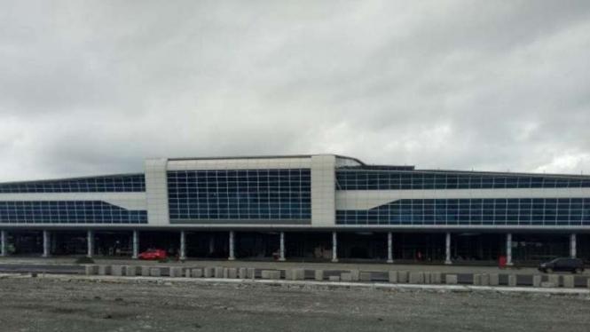 Pengoperasian Bandara Timika Diundur karena Banyak yang Belum Selesai