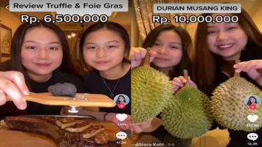 Sosok Sisca Kohl Gadis Kaya Raya Yang Videonya Fyp Di Tiktok