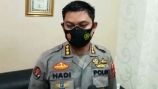 Kabid Humas Polda Sumut, Kombes Pol. Hadi Wahyudi