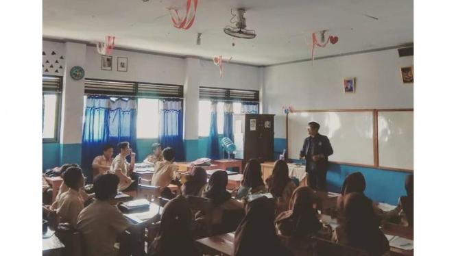 Pengajaran bahasa Indonesia dI SMK YAPPA DEPOK
