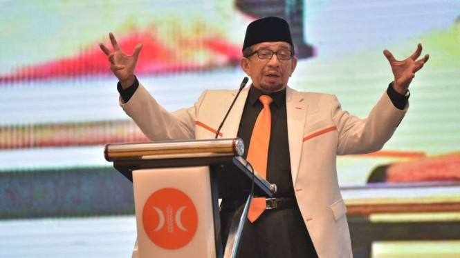 Ketua Majelis Syura PKS Habib Salim Segaf Al Jufri