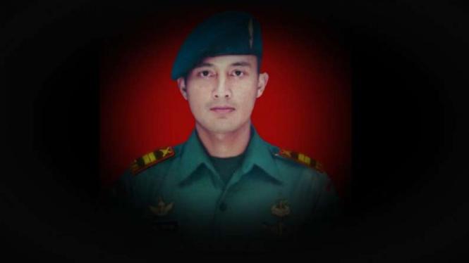 VIVA Militer: Kapten Inf Tatang Taryono.