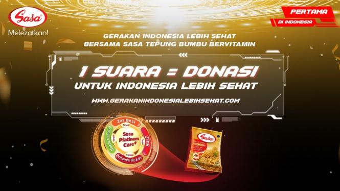 Gerakan Indonesia Lebih Sehat