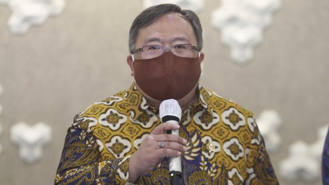 Menteri Riset dan Teknologi Bambang PS Brodjonegoro