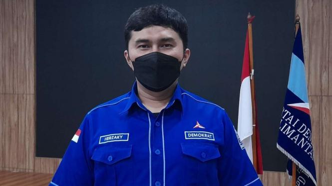 Kepala Bakomsra DPP Partai Demokrat Mahendra Putra.