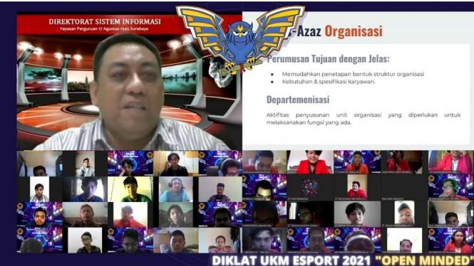 Sumber: Dokumentasi UKM E-Sport Untag Surabaya