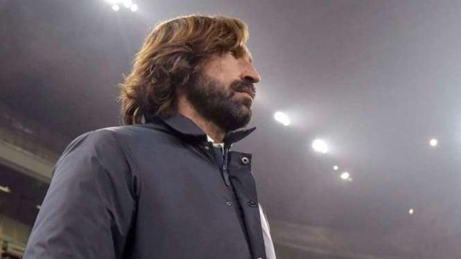 Eks pelatih Juventus, Andrea Pirlo