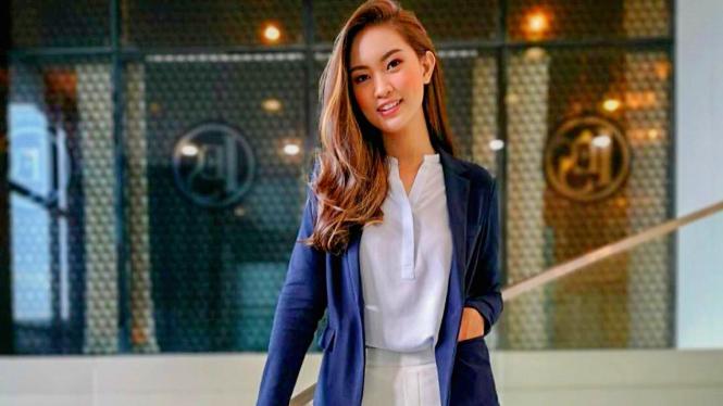 Top 5 Indonesia Next Top Model, Danella Ilene Kurniawan