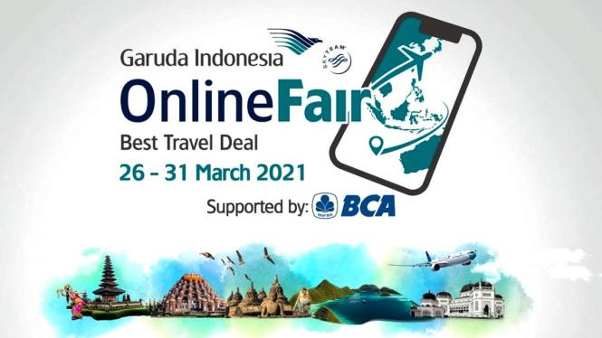 Garuda Indonesia Online Travel Fair (GOTF)