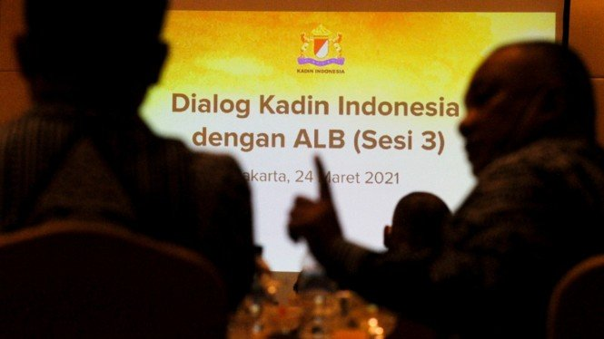 Dialog Kadin Indonesia dengan ALB