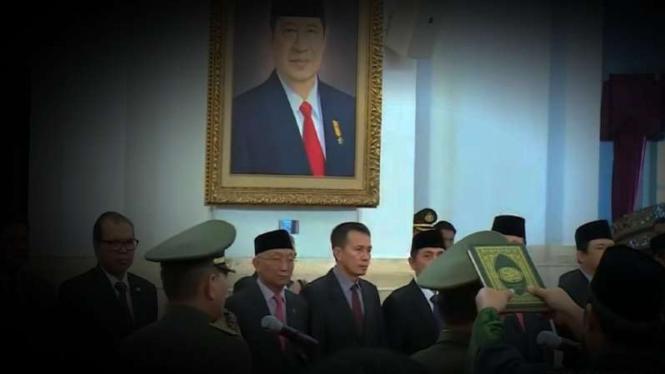 VIVA Militer: Pelantikan Jenderal TNI MLD.