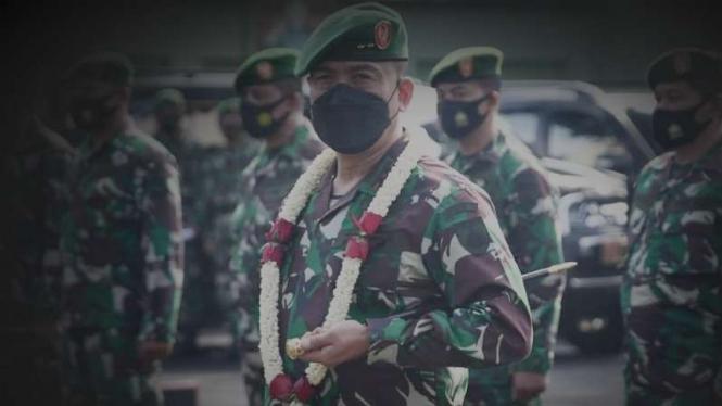 VIVA Militer: Mayjen TNI RDNT