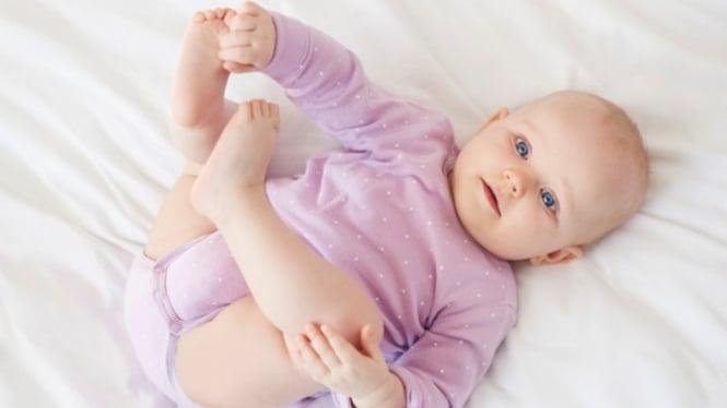 Ilustrasi bayi/anak/parenting.