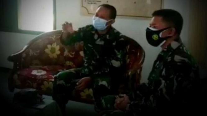 VIVA Militer: Polisi minta maaf ke Kodam Brawijaya.