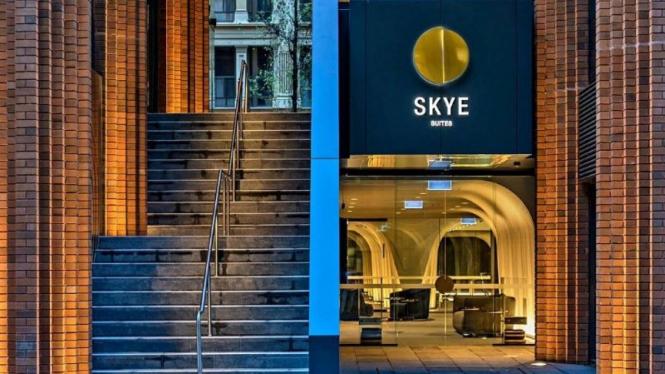Hotel SKYE Suites
