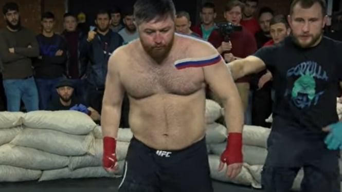 Petarung MMA Rusia, Alan Khadziev