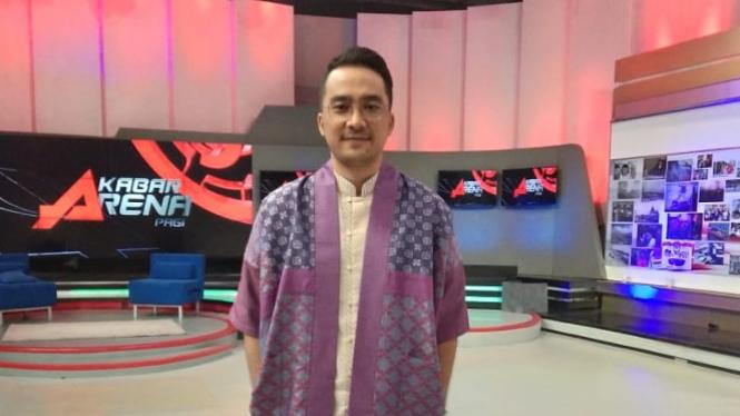 Presenter tvOne Rendra Kusuma (Foto/Dok/Pribadi)