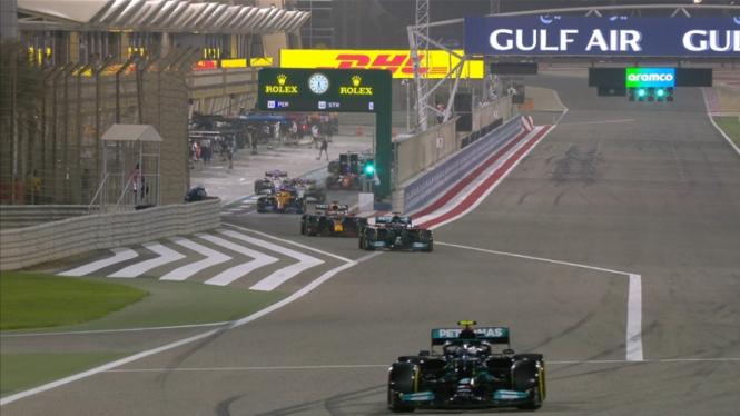 Kualifikasi F1 GP Bahrain